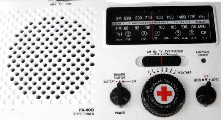 future emergency radio